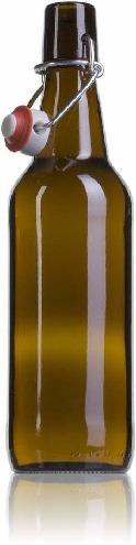 Botella con tapon mecanico 500 ml