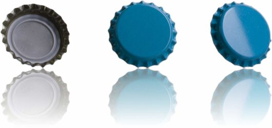 Tapón Corona - azul claro