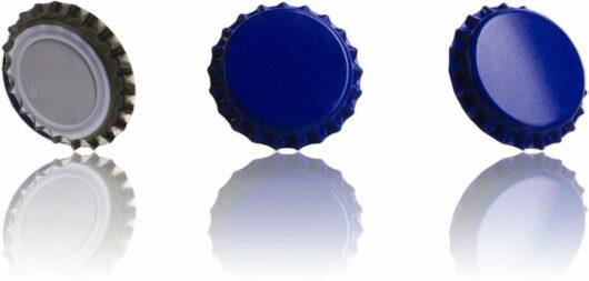 Tapón Corona - azul oscuro