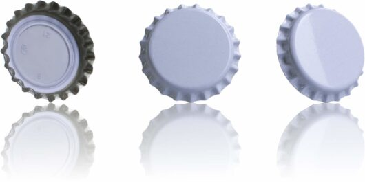 Tapón Corona - blanco