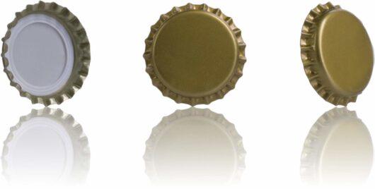 Tapón Corona - dorado