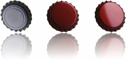 Tapón Corona - granate