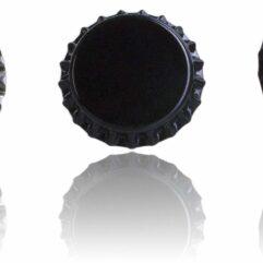 Tapón Corona - negro