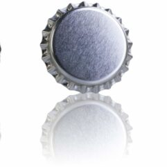 Tapón Corona - plata