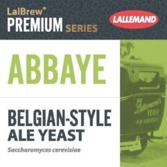 LalBrew Abbaye Belgian Style Ale