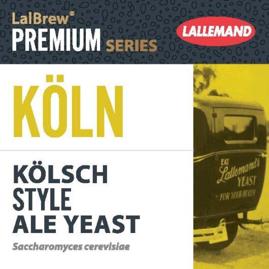 LalBrew Koln Kolsch Style Ale