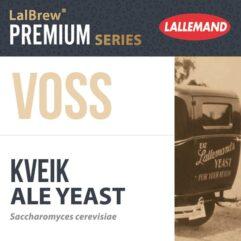 LalBrew Voss Kveik Ale