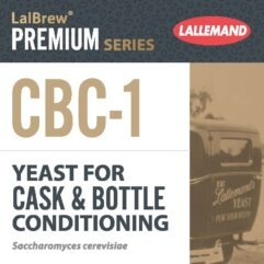 LalBrew CBC 1 Yeast for Cask and Bottle Conditioning