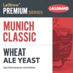 LalBrew Munich Classic Wheat Ale