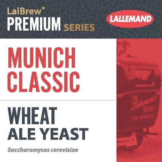 LalBrew Munich Classic Wheat Ale