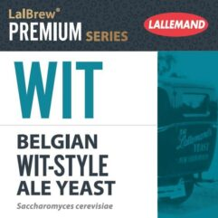 LalBrew Wit Belgian Wit Style Ale