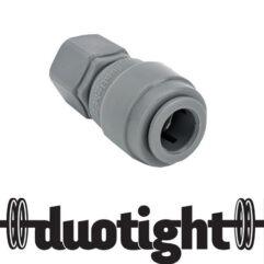 Adaptador rosca-tubo 8mm