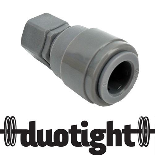 Adaptador hembra rosca 11 mm a conector rápido 9,5 mm