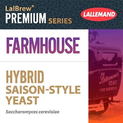 LalBrew Farmhouse Hybrid Saison Style Yeast
